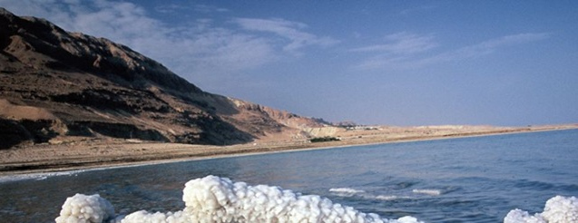 Dead Sea Salt Ormus Minerals